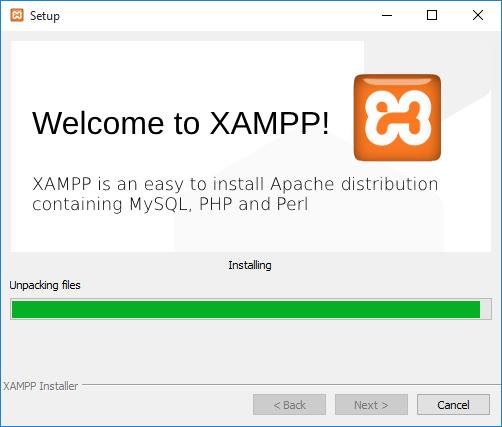 xampp setup5