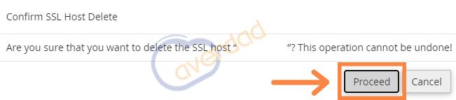 غیر فعال کردن ssl